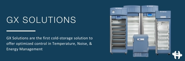 A collection of our GX Solutions cold storage solutions