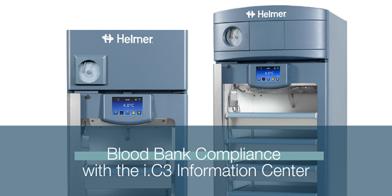 Blood Bank Compliance with the i.C3® Information Center