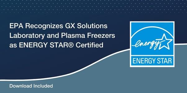 Blog  - Lab Freezers Receive ENERGY STAR-1