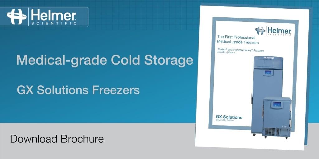 Blog -  GX Freezer Brochure