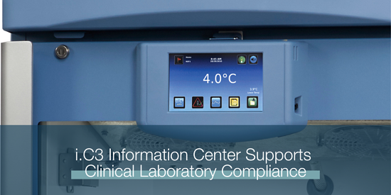 i.C3® Information Center Supports Clinical Laboratory Compliance (4)