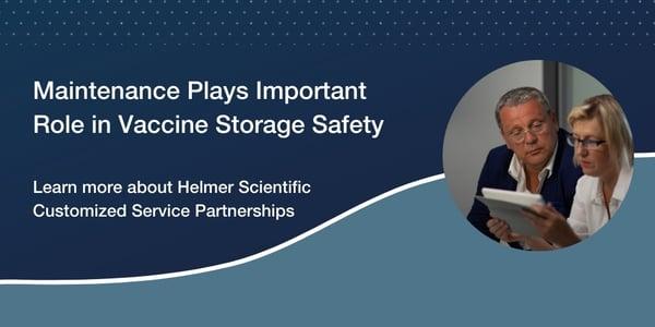 Blog  - Vaccine Storage Service Partnership