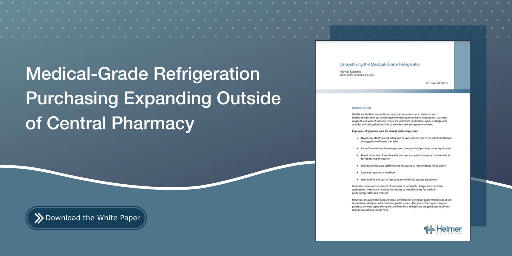 Blog Template Pharm_VAx - Download Demystifying Medical-Grade Refrigeration