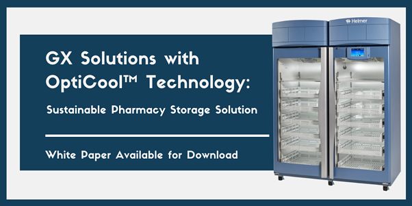 GX Solutions with OptiCool™ Technology_ Sustainable Pharmacy Storage Solution