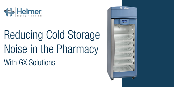 Reducing Cold Storage Noise in the Pharmacy Updated