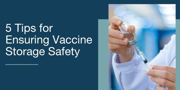 An image of a person preparing a vaccine
