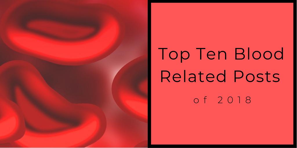 Top Ten Blood Related Posts