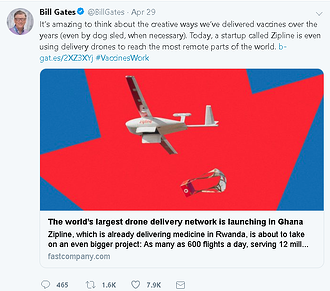 Tweet-bill-gates-zipline