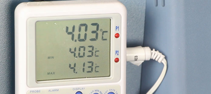Making Service Simple Checking The Temperature Calibration